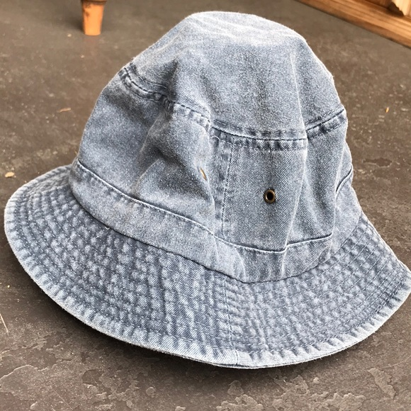 ffd59a8a REI Accessories | Denim Bucket Hat | Poshmark